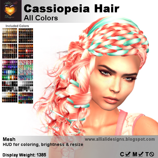 A&A Cassiopeia Hair All Colors-pic
