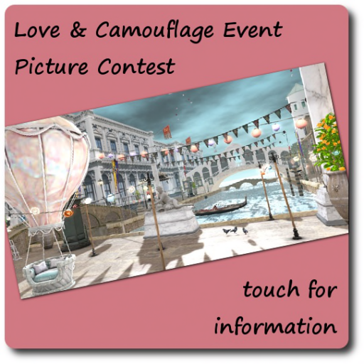 Picture contest info sign