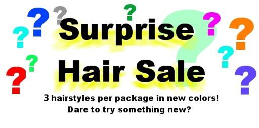 Surprisesale 2020 poster