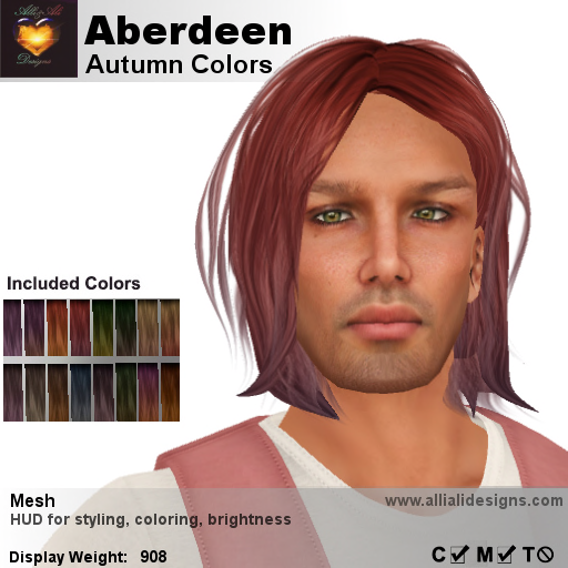 A&A Aberdeen Hair Autumn Colors-pic