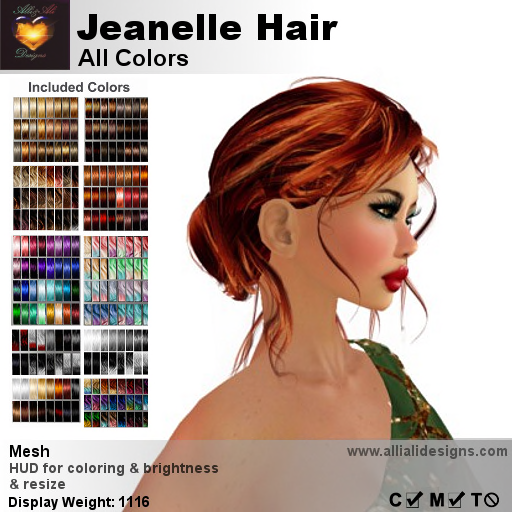 A&A Jeanelle Hair All Colors-pic