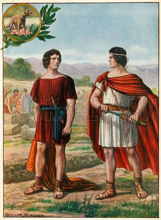 romulus remus